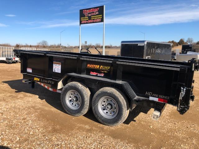 2021 Doolittle Trailer Mfg 82X14 DOOLITTLE Dump Trailer