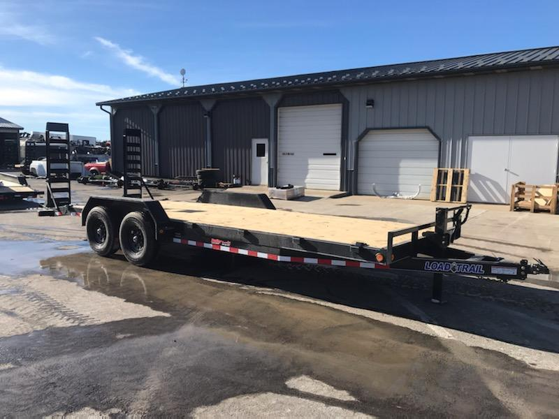 2021 Load Trail 83x22 load trail Flatbed Trailer