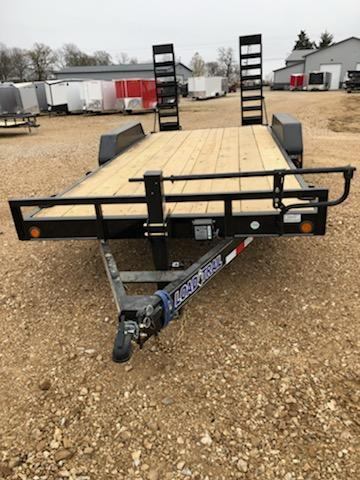 2021 Load Trail 83X16 LOAD TRAIL Flatbed Trailer