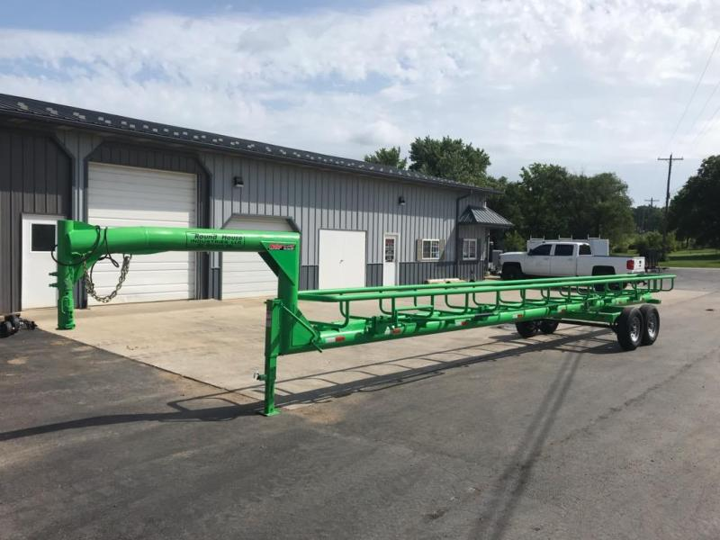 2020 Other 7 BALE ROUND HOUSE Other Trailer