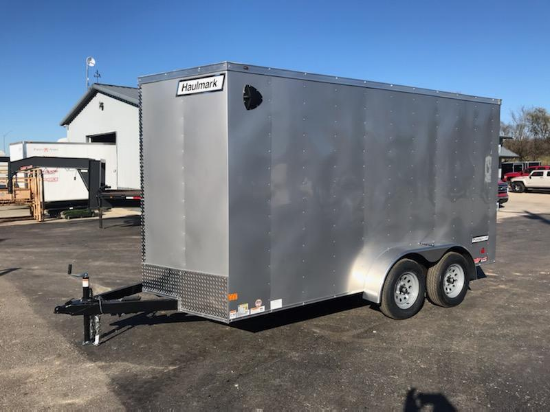 2021 Haulmark 7X14 HAULMARK PASSPORT Enclosed Cargo Trailer