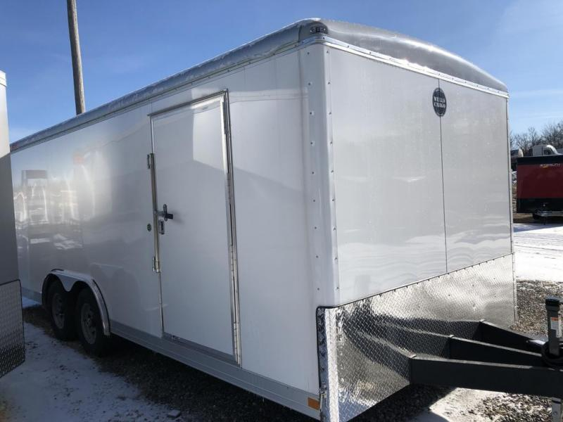2020 Wells Cargo 8.5X20 WELLS CARGO Enclosed Cargo Trailer