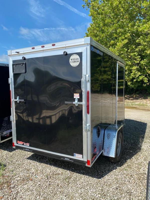 2020 Wells Cargo 6X10 WELLS CARGO Enclosed Cargo Trailer
