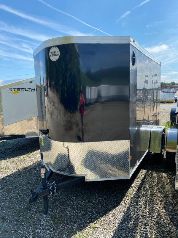 2020 Wells Cargo 6X10 WELLS CARGO Enclosed Cargo Trailer