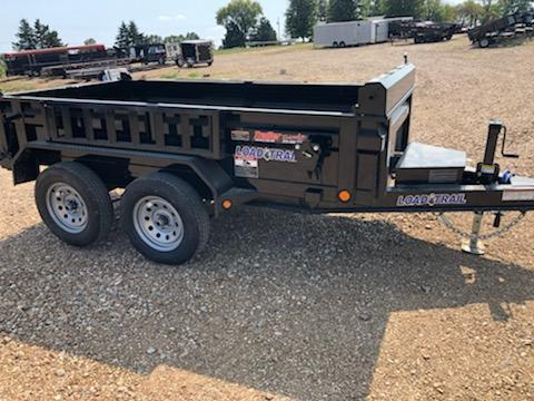 2021 Load Trail 60X10 LOAD TRAIL Dump Trailer