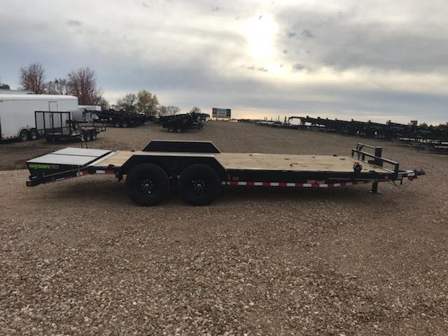 2021 Load Trail 83X22 LOAD TRAIL Flatbed Trailer