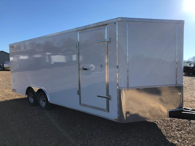 2021 Doolittle Trailer Mfg 8.5X20 DOOLITTLE Enclosed Cargo Trailer
