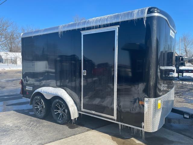 2021 Haulmark 7x14 haulmark Enclosed Cargo Trailer