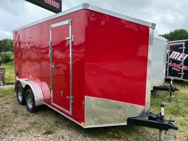 2022 Stealth Trailers 7X14 MUSTANG Enclosed Cargo Trailer