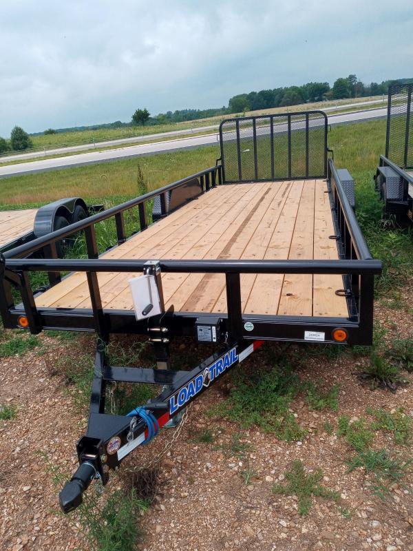 2021 Load Trail 83X22 LOAD TRAIL CARHAULER Fiber Splicing