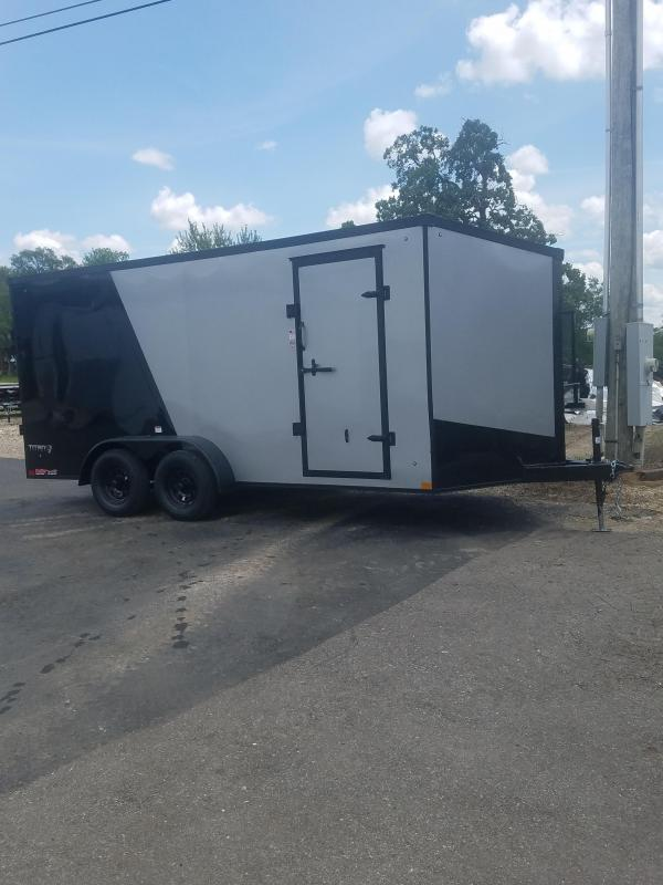 2021 Stealth Trailers 7X16 STEALTH Enclosed Cargo Trailer