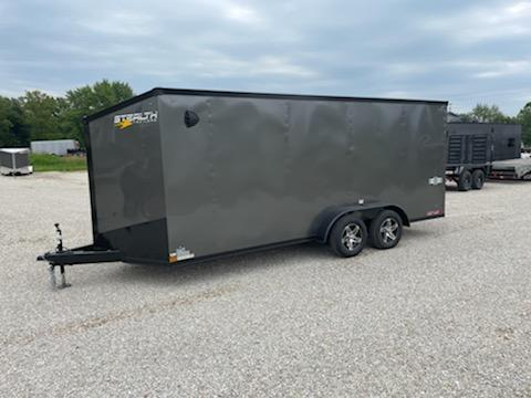 2022 Stealth Trailers 7x18 stealth mustang Enclosed Cargo Trailer