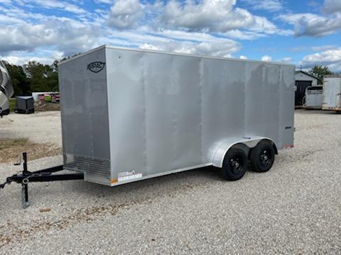 2022 Impact Trailers 7X16 IMPACT QUAKE CARGO Enclosed Cargo Trailer