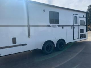 2022 Stealth Trailers 8.5X22 STEALTH NOMAD FRONT KITCHEN Car / Racing Trailer