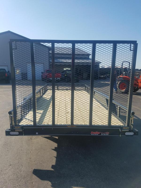 2021 Doolittle Trailer Mfg 84X18 DOOLITTLE TANDEM Utility Trailer