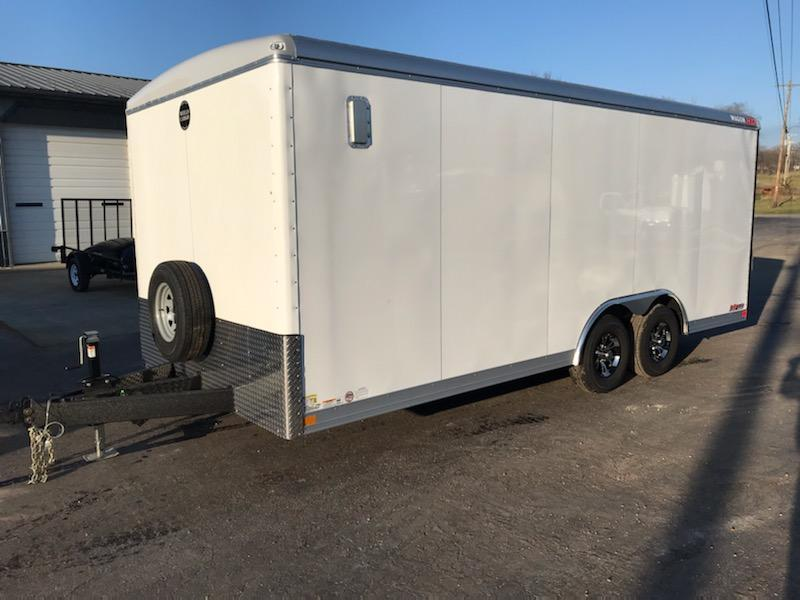 2021 Wells Cargo 8.5X20 WELLS CARGO WAGON HD Enclosed Cargo Trailer