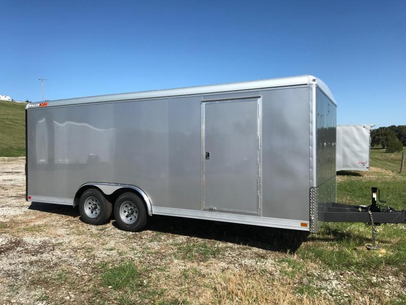 2020 Wells Cargo 8.5 x 20 WAGON HD Enclosed Cargo Trailer