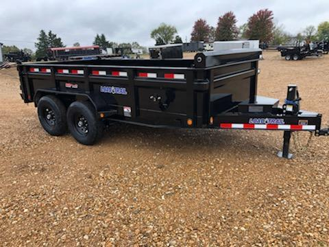 2021 Load Trail 83X14 LOAD TRAIL Dump Trailer