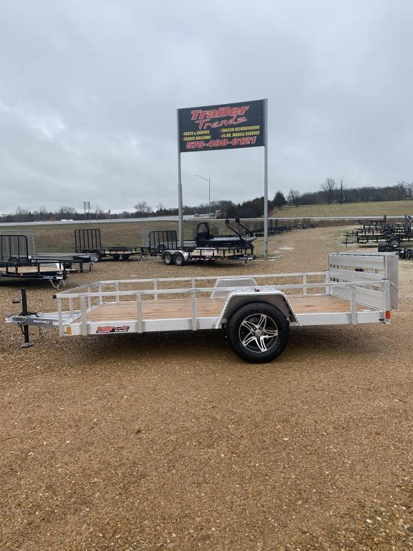 2021 Stealth Trailers Phantom II Utility Trailer
