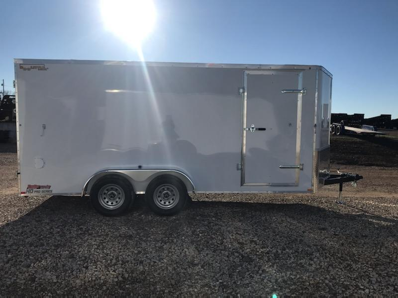 2021 Doolittle Trailer Mfg 7X16 DOOLITTLE Enclosed Cargo Trailer