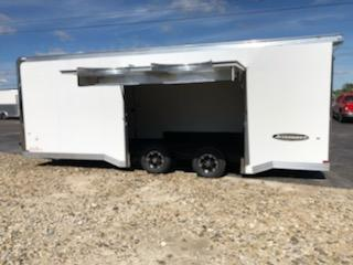 2021 Impact Trailers 8.5X24 IMPACT AFTERSHOCK Enclosed Cargo Trailer