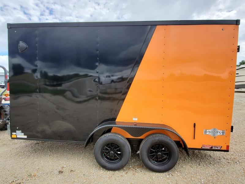 2022 Stealth Trailers 7X14 STEALTH MUSTANG Enclosed Cargo Trailer