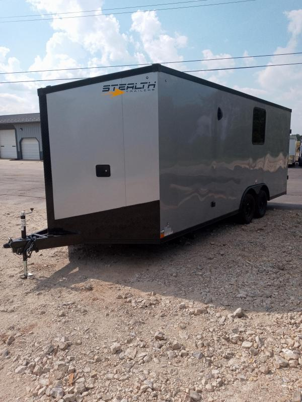 2022 Stealth Trailers 8.5x20 stealth titan Enclosed Cargo Trailer
