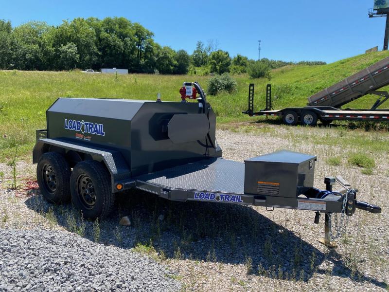 2021 Load Trail 550 GALLON FUEL TRAILER Tank Trailer