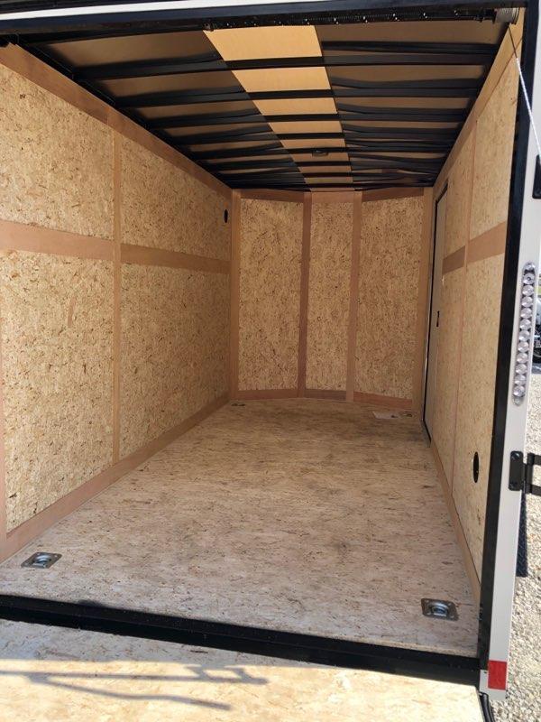 2021 Haulmark 6X12 HAULMARK TRANSPORT Enclosed Cargo Trailer