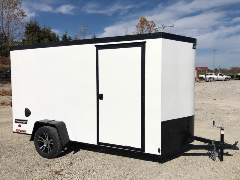 2021 Haulmark 6X12 HAULMARK TRANSPORT Enclosed Cargo Trailer