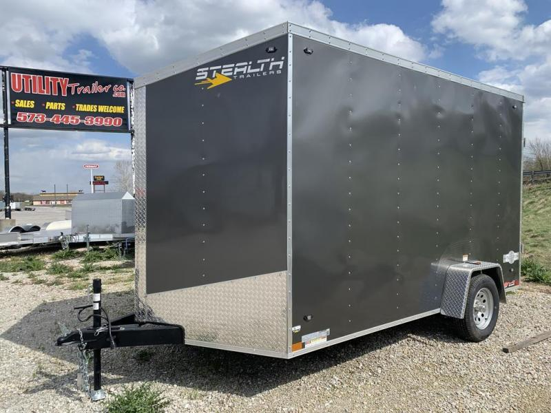 2020 Stealth Trailers 7X12 STEALTH Enclosed Cargo Trailer
