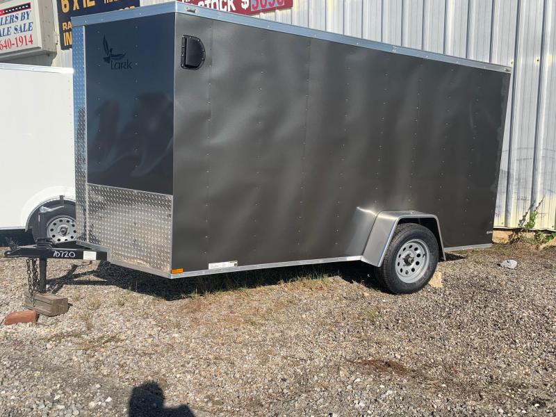 2020 Lark VT216SA Enclosed Cargo Trailer