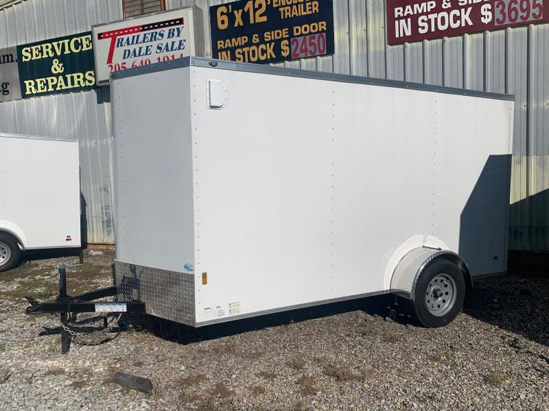 2020 Continental Cargo GANS216SA Enclosed Cargo Trailer