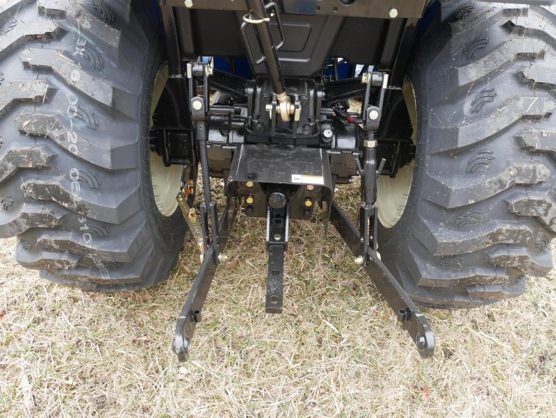 2020 LS Tractor MT225HE 4x4 Compact Tractor