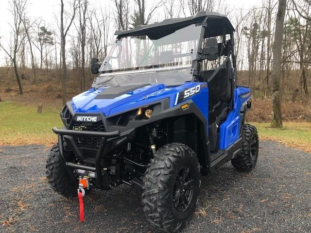 2020 Bennche Tboss 550 Utility Side-by-Side (UTV)