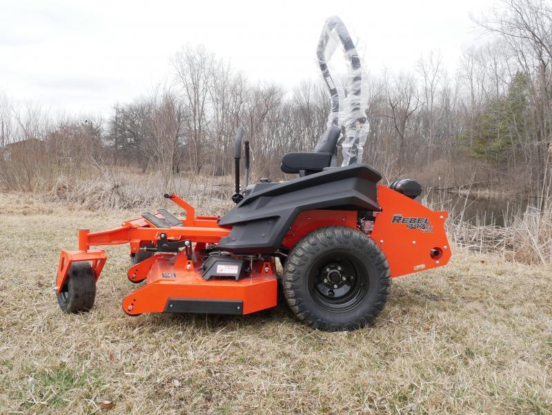 2020 Bad Boy Rebel 35HP Kawasaki Zero Turn Lawn Mower