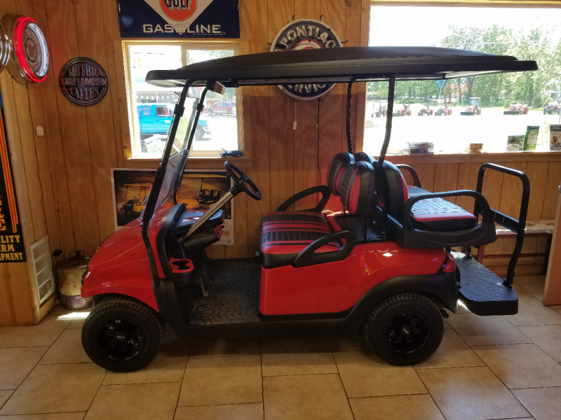 2006 Club Car Club Car Phontom Custom Golfcart Golf Cart