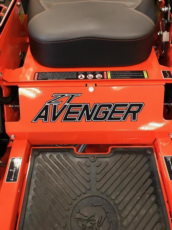 "2020 Bad Boy ZT Avenger 60""  Zero Turn Lawn Mower"
