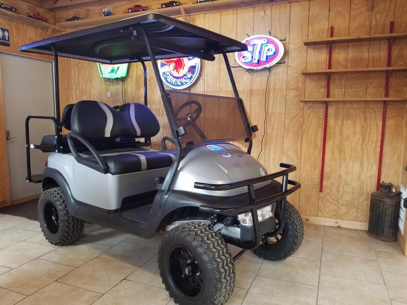 2011 Club Car Precedent Golf Cart Fast And Furious Edition