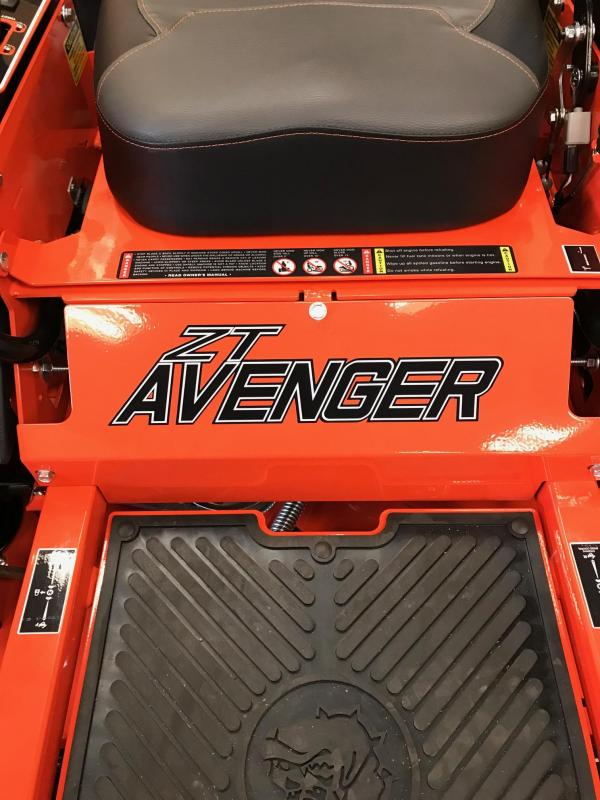 "2020 Bad Boy ZT Avenger 54""  Zero Turn Lawn Mower"