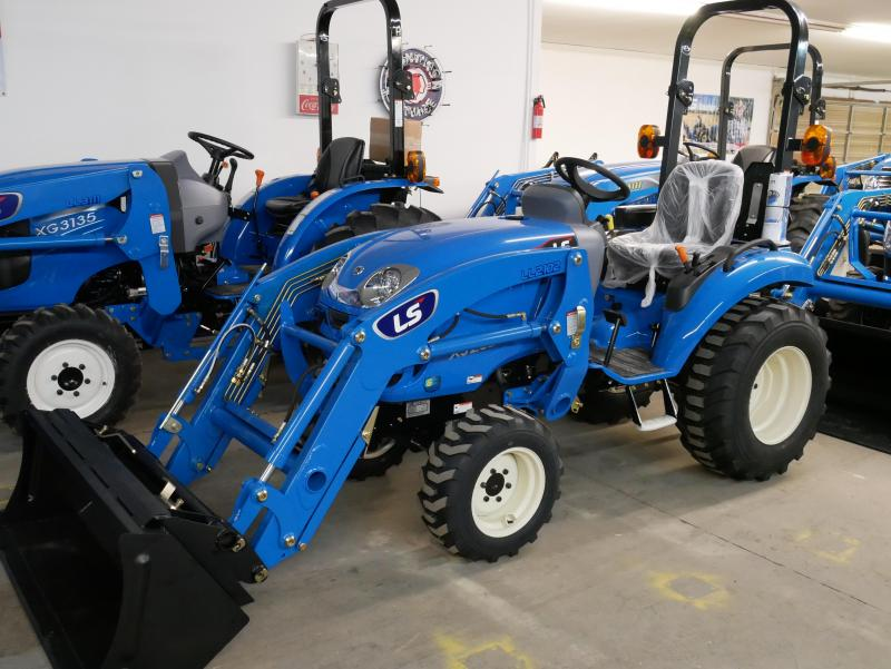 2020 LS Tractor XJ2025H Compact 4x4 Tractor
