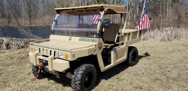 2020 Bennche Warrior 800 Utility Side-by-Side (UTV)