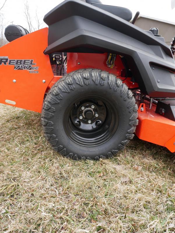 2021 Bad Boy Rebel 35HP Kawasaki Zero Turn Lawn Mower