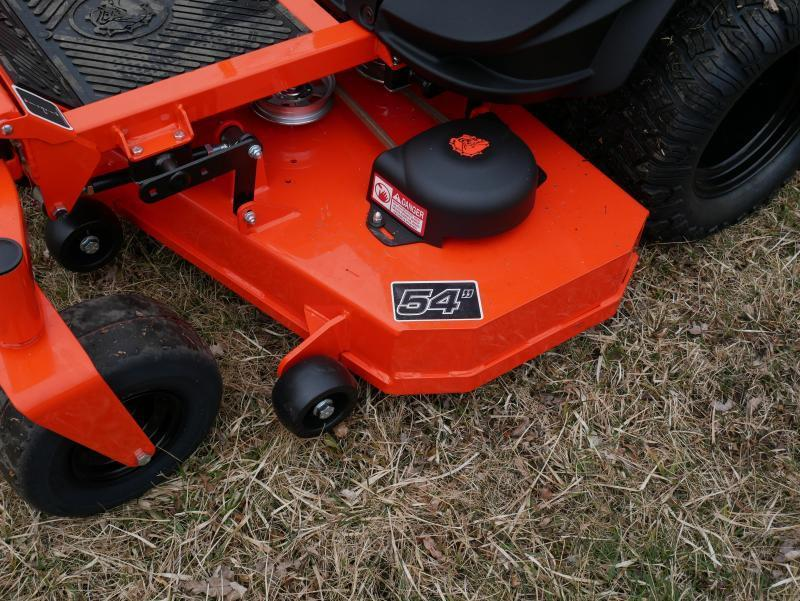 "2019 Bad Boy Maverick 54"" Zero Turn Lawn Mower Kohler"