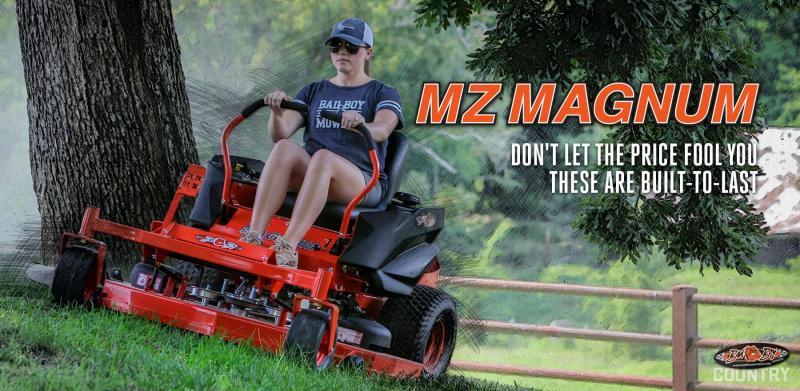 "2020 Bad Boy MZ Magnum 54"" Zero Turn Lawn Mower"