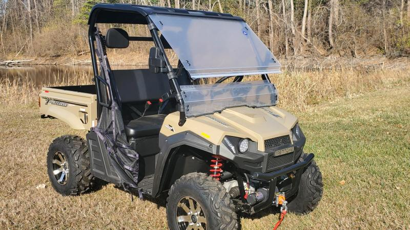 2020 Bennche Bennche TBoss 410 Utility Side-by-Side (UTV)