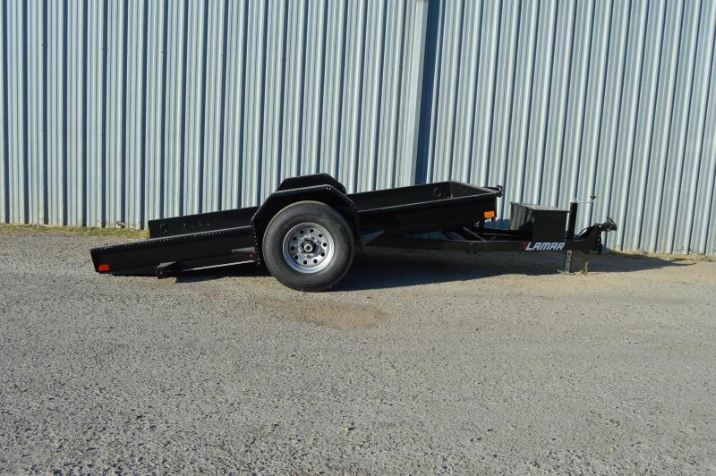 2020 Lamar Trailers Scissor Hauler (SH) 7K Equipment Trailer