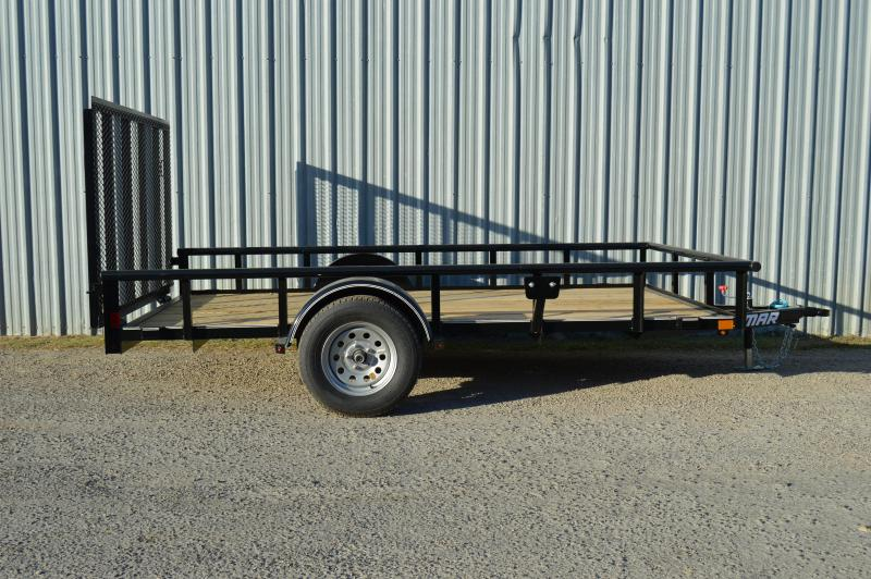2019 Lamar Trailers Single Axle Utility (UT) 3K Utility Trailer
