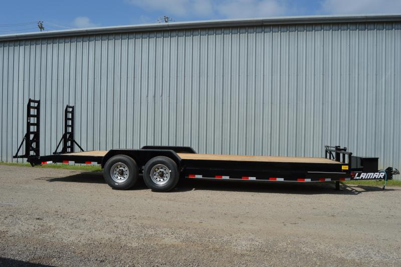 2020 Lamar Trailers 83x18 H6182 Equipment Trailer