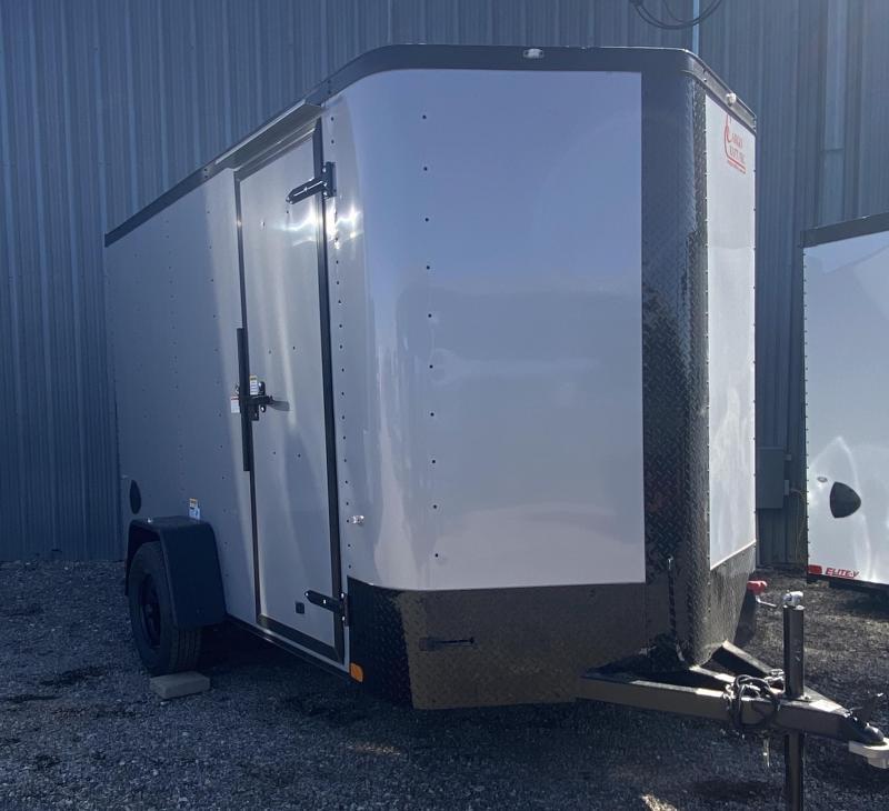 2021 Cargo Craft EV6121 Enclosed Cargo Trailer